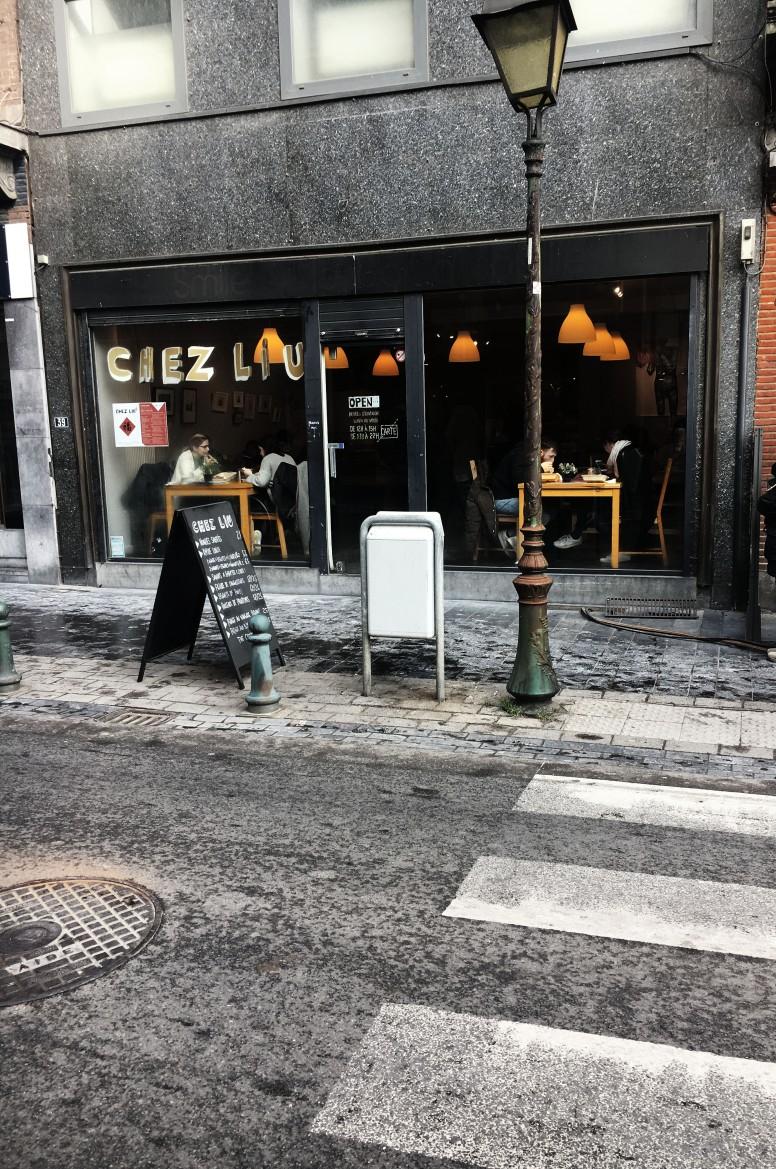 Chez Liu Liège
