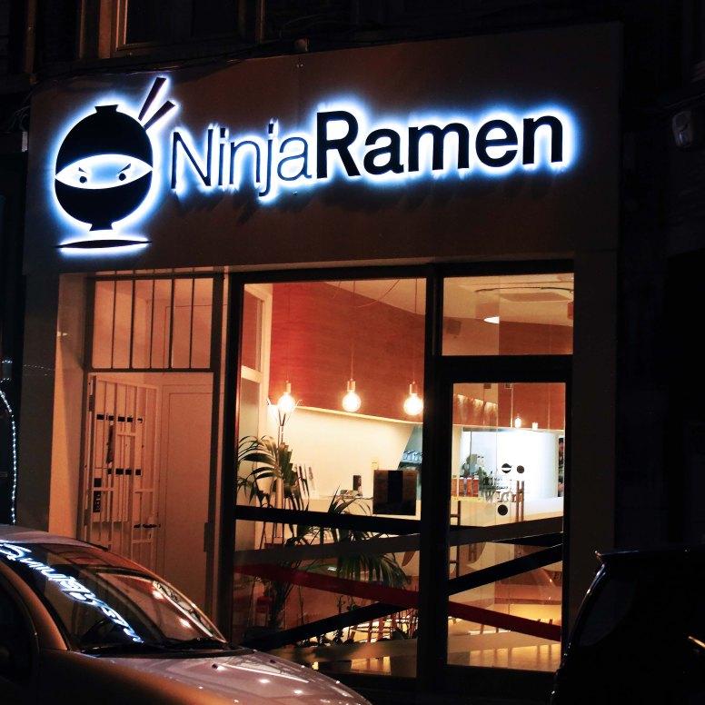 Ninja ramen liege