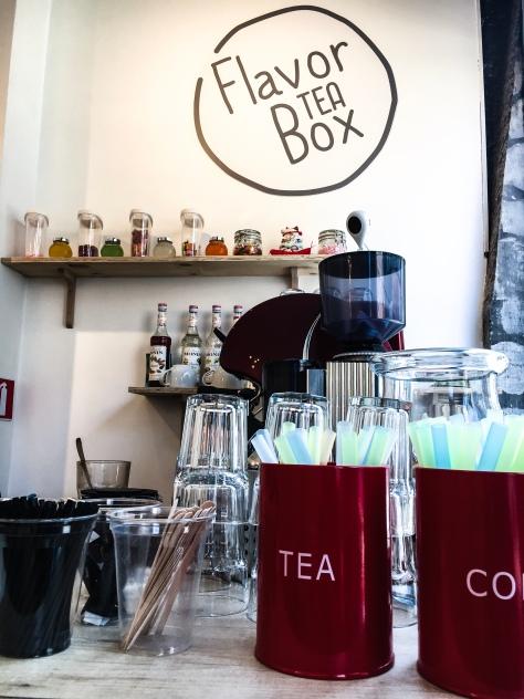 Flavor Tea Box