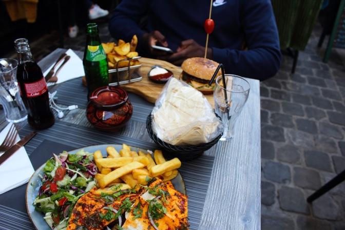 Libanais : Le Prince Downtown Bruxelles